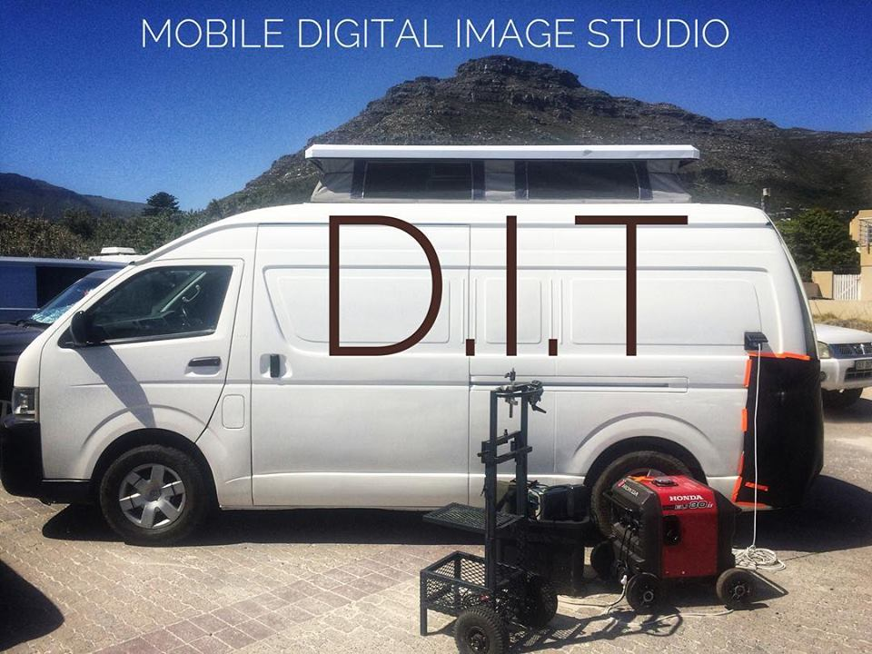 Digital Image Van