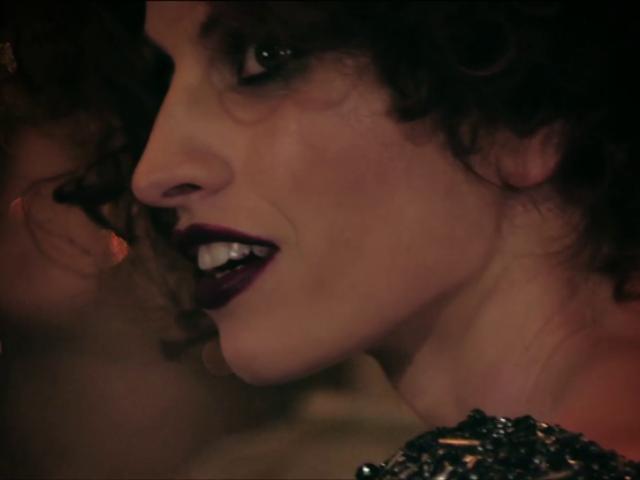 Elven Sky, a feminine divine. experimental fashion film
