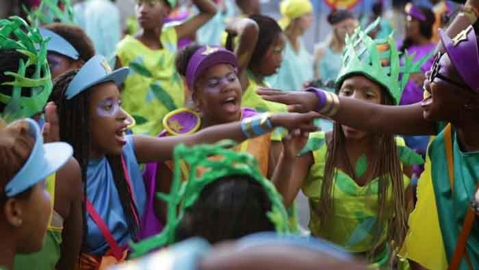 Cape Town Carnival Popup Tv SABC
